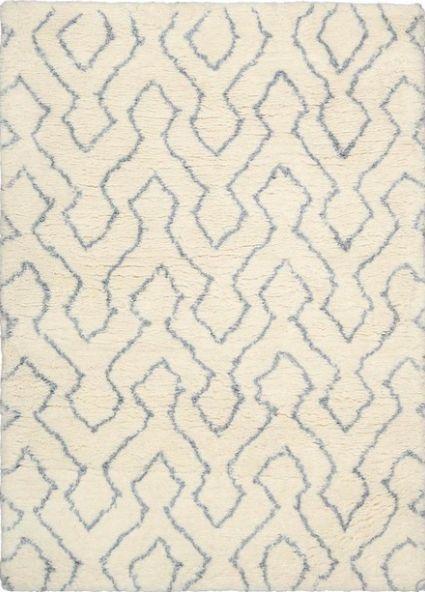 Contemporary home design polyester shaggy carpet for decoration