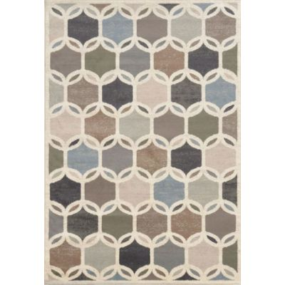 New design machine made 100% polyester comfortable area rug