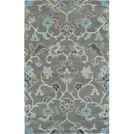 Modern design high quality machine made 100% polyester area rug