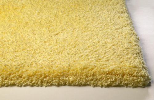 High quality handtufted 100% polyester plain shaggy area rug for livingroom