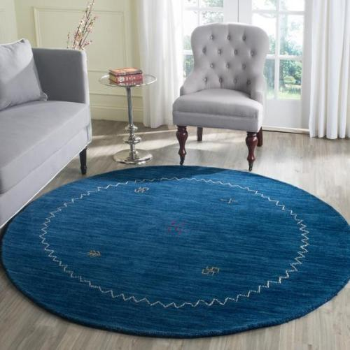Customized high quality modern polyester anti-slip carpets for livingroom