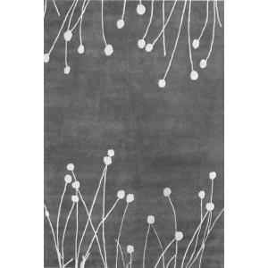 Modern design simple style machine made polyester floor rugs
