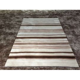 Plain design polyester exhibition carpets and rugs for living room
