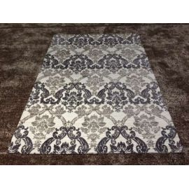 Modern design machine made customized floor circular pattern carpet