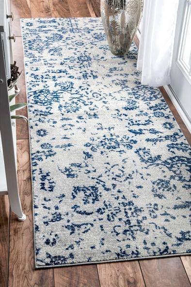 Customized modern style jacquard 100% polyester area carpet for room