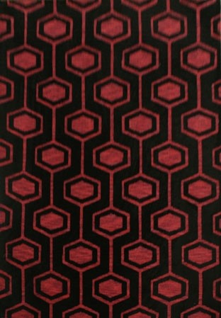 Popular style machine made polyester microfiber space-dyed carpet tiles