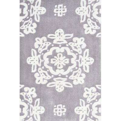 Jacquard circular knitting machine made polyester area rugs for livingroom