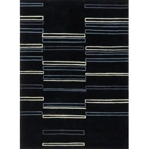 Modern design machine made 100% polyester area rugs for livingroom