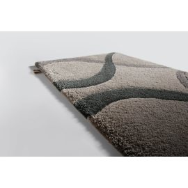 High quality handtufted polyester microfiber carpets for livingroom or bed side