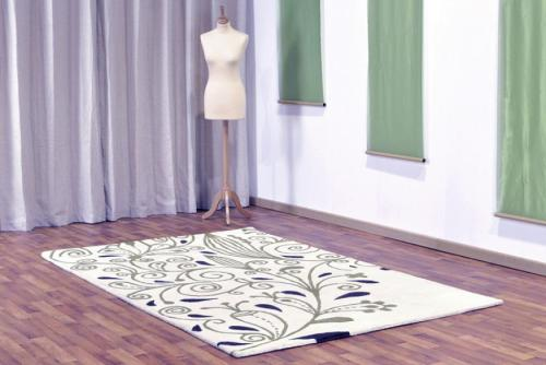 High quality machine made polyester customized floor carpets for wholesale