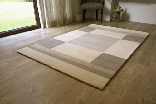 Comfortable handtufted 100% polyester shaggy carpets for livingroom or bedroom