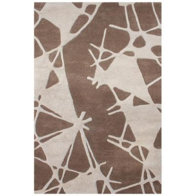 Modern design machine made polyester area carpets for room decoration