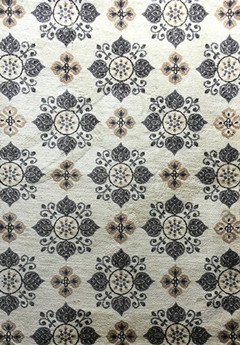 High quality machine made flower carpets and rugs