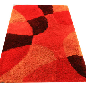 custom polyester carpet china factory OEM good quanlity tufted shaggy carpet moredern design anti-slip shaggy rugs