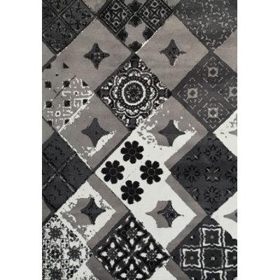 Modern design machine made 100% polyester carpets for decoration