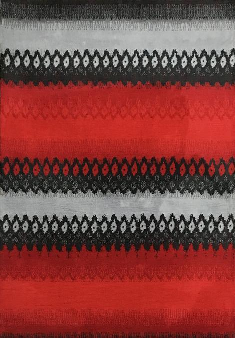 Hot selling machine made polyester microfiber carpets from Tianjin China