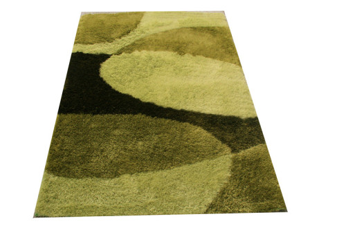 Home design carpets and rugs shaggy silk rug for living