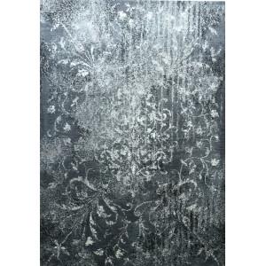 modern design machine made jacquard flower carpet