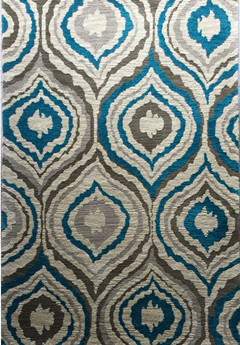 Quality machine made polyester modern carpets and rugs