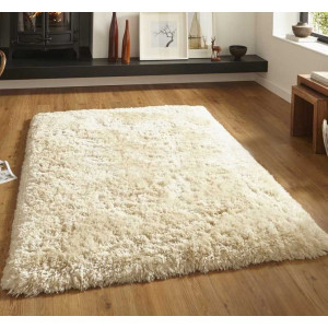 High quality handtufted polyester long pile shaggy warm area carpets
