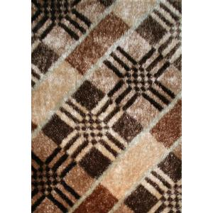 Modern design handtufted polyester shaggy carpets for home
