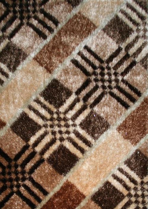 Modern design handtufted polyester shaggy carpets for home