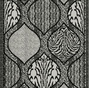 New design machine made polyester comfortable anti-slip rugs