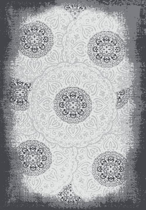 High quality machine made 100% polyester gradient pattern carpets for home
