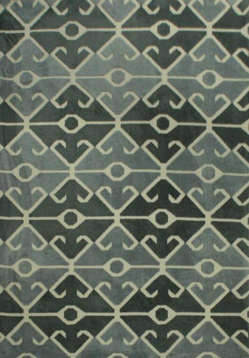 Modern design jacquard circular knitting machine made rugs