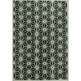 Hot selling machine made polyester microfiber rugs for decoration