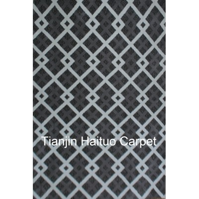 Popular machine made polyester high quality carpets for room