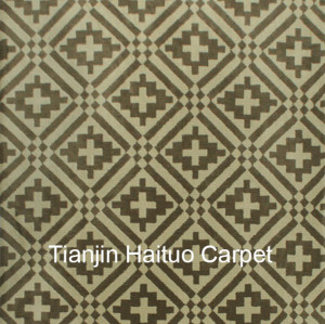 Customized high quality machine made polyester carpets for wholesale