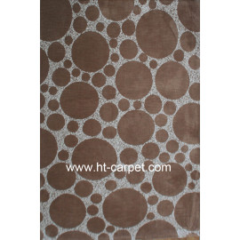 Hot selling machine tufted anti-slip carpets for room