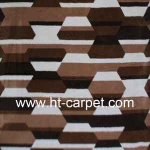 High quality microfiber machine made carpets