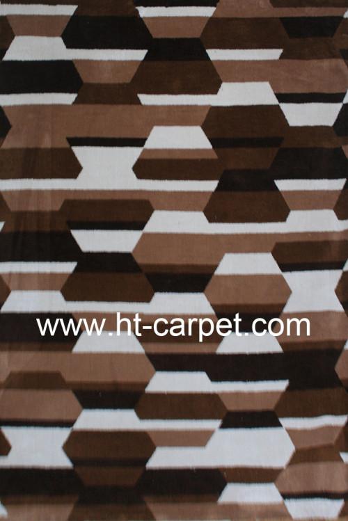 High quality microfiber machine made carpets