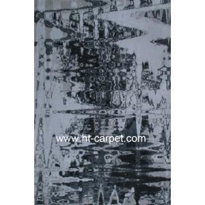 Modern style machine made microfiber floor carpet