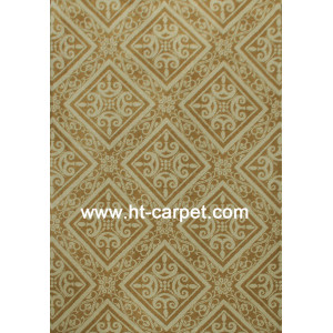 100% polyester machine made floor rugs for wholesale
