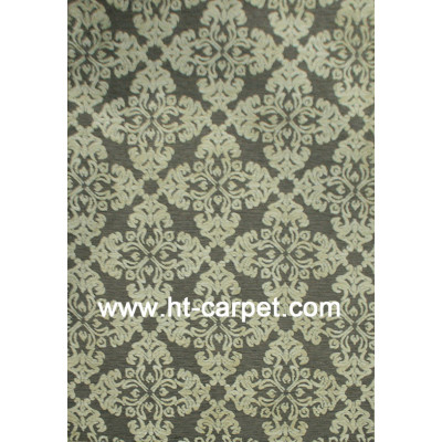 High quality machine made 100% polyester carpets