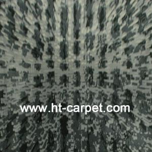 Modern design machine made polyester carpets for livingroom