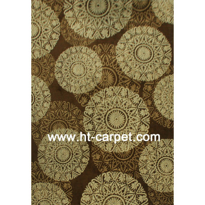 100% polyester machine made soft rugs for wholesale