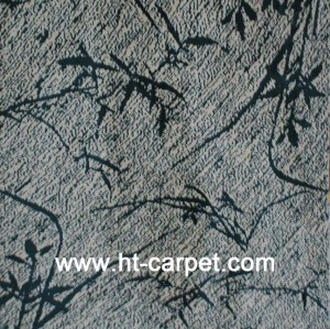 Hot selling machine made microfiber are carpets for home