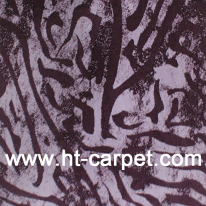 Modern design machine made polyester rugs for decoration
