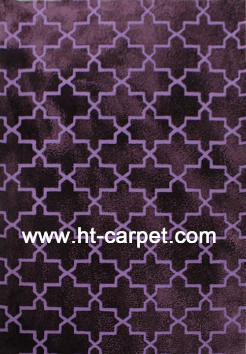 High quality machine made microfiber carpets for livingroom
