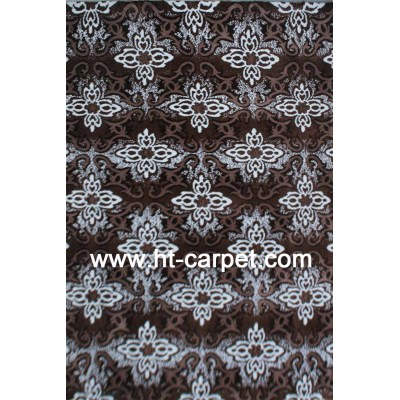 High quality machine made microfiber area rugs