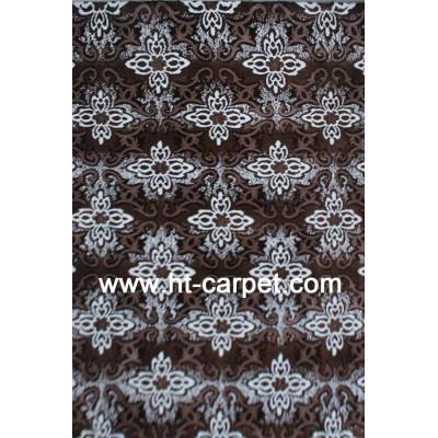 High quality machine made microfiber area rugs