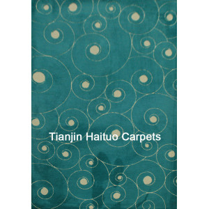 High quality new design machine made carpet with different colors