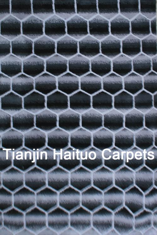 Machine made microfiber soft carpets for livingroom