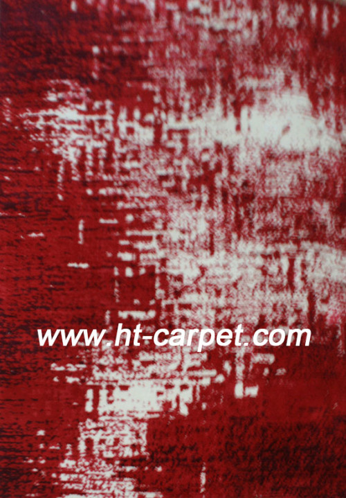 Modern design 100% polyester machine made area rugs