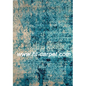 100% polyester microfiber machine made floor rugs for home