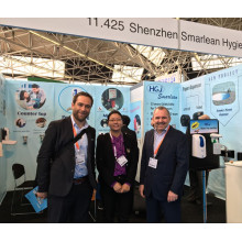 Woodwyant, happy to met you on ISSA Interclean in Amsterdam 2016